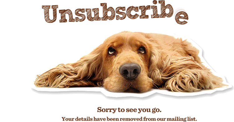 email unsubscribes