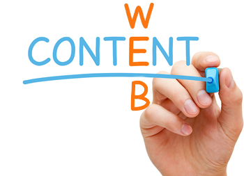 Web content writing services training