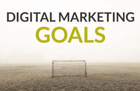 setting digital marketing goals